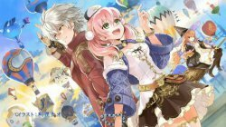 Escha and Logy no Atelier - аниме обзор